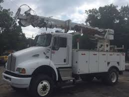 Kenworth T300 Digger Derrick Trucks For Sale ▷ Used Trucks On ...