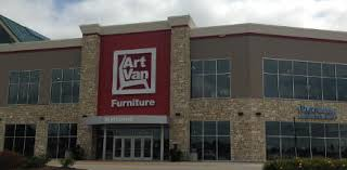 art van furniture and mattress store in naperville chicago il area