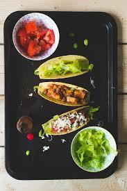 patate douce cuisine tacos végétariens à la patate douce à la mijoteuse alex cuisine