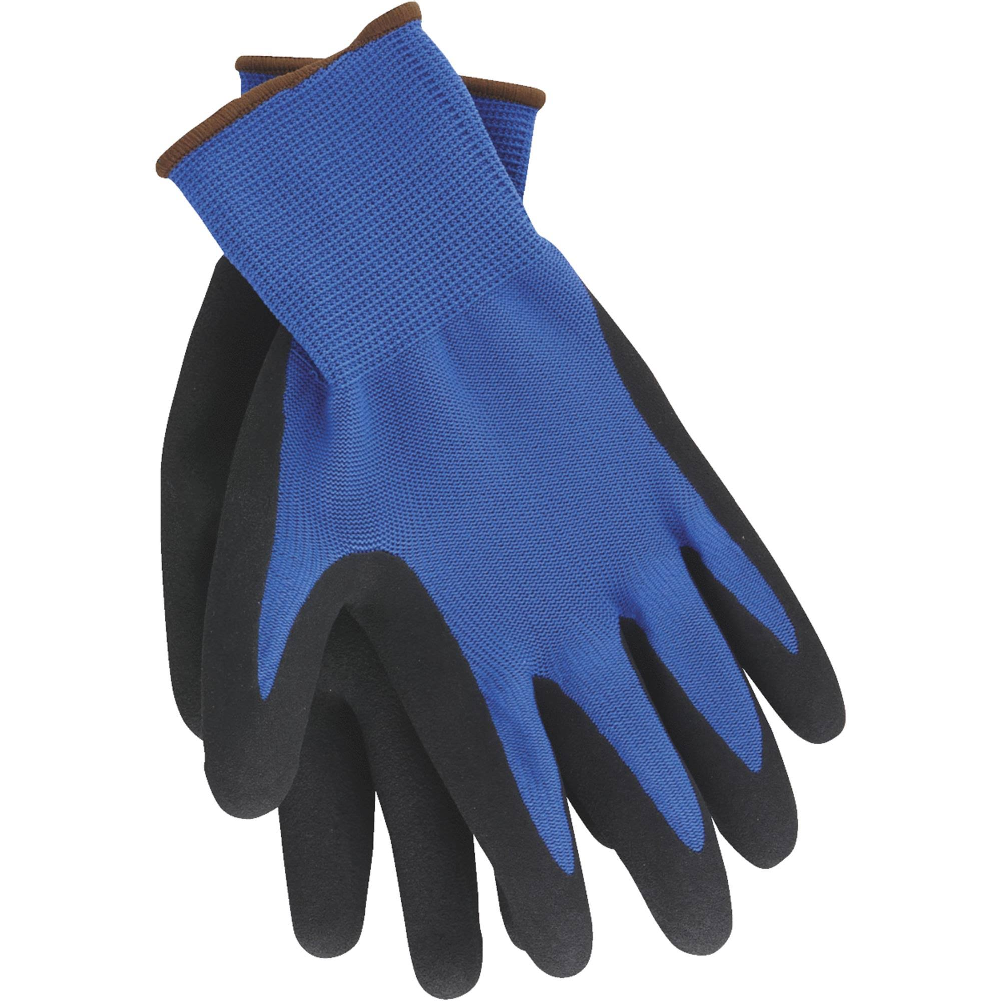 Do it Best Blue Grip Glove - Medium
