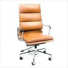 leather armless office chair – atken