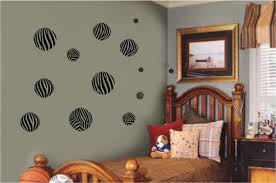 Animal Print Bedroom Decor by Zebra Print Wall Decor For Modern Homes