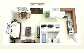 400 Square Feet Studio Apartment Design Ideas