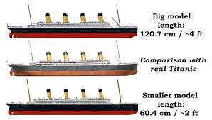 Lego Ship Sinking 3 by Lego Ideas Rms Titanic