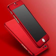 Hybrid 360 Case Hard Ultra thin Cover iPhone 6 6S Plus 7 7 Plus