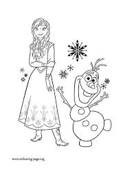 frozen olaf coloring pages coloring pages from frozen frozen coloring pages olaf in summer