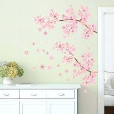 Japanese Cherry Blossom Bathroom Set by Wall Arts Cherry Blossom Tree Canvas Wall Art Cherry Blossom