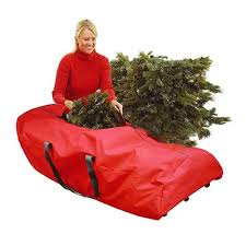 Heavy Duty Rolling Artificial Christmas Tree Storage Bag