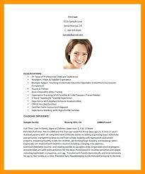 Sample Resume Real Estate Bio Examples Beautiful For Babysitting Job Perfect Babysitter Biography Example