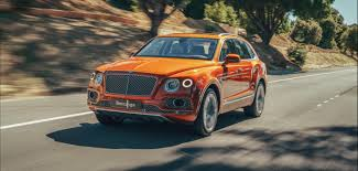 100 Bentleys On 27 Bentley Begins Deliveries Of Bentayga Plugin Hybrid