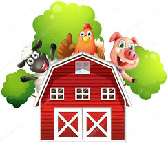A Barn With Animals At The Rooftop — Stock Vector © Interactimages ... Farm Animals Barn Scene Vector Art Getty Images Cute Owl Stock Image 528706 Farmer Clip Free Red And White Barn Cartoon Background Royalty Cliparts Vectors And Us Acres Is A Baburner Comic For Day Read Strips House On Fire Clipart Panda Photos Animals Cartoon Clipart Clipartingcom Red With Fence Avenue Designs Sunshine Happy Sun Illustrations Creative Market