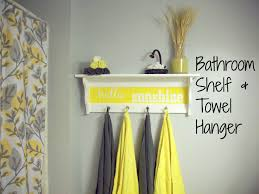 Grey Chevron Curtains Target by Bathroom Shelf Towel Hanger Yellow And Gray Curtains Target