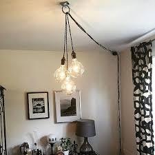 Plug In Dining Room Lighting Best