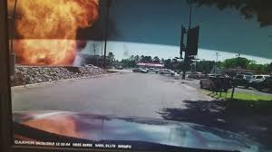 100 Propane Truck Explosion See Moment Propane Tank Explodes In Drivethru Line