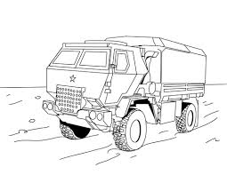 Impressive Truck Picture To Color Free Printable Monster Coloring ...