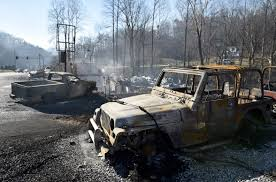 PHOTOS: Deadly, Destructive Wildfires Ravage Tennessee Tourism Town ...