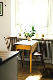 Kitchen Table Set For Small Spaces Space Dining Tables