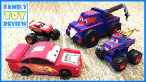 Disney Cars 3 Toys - HOW TO Make MATER TORMENTOR - 디즈니 카 Build ... Monster Jam Stunt Track Challenge Ramp Truck Storage Disney Pixar Cars Toon Mater Deluxe 5 Pc Figurine Mattel Cars Toons Monster Truck Mater 3pack Box Front To Flickr Welcome On Buy N Large New Wrestling Matches Starring Dr Feel Bad Xl Talking Lightning Mcqueen In Amazoncom Cars Toon 155 Die Cast Car Referee 2 Playset Kinetic Sand Race Blaze And The Machines Flip Speedway Prank Screaming Banshee Toy Speed Wheels Giant Trucks Mighty Back Toy