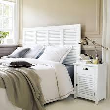 i like it ein schlafzimmer in weiß und ein kopfteil