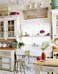 Nice Vintage Kitchen Ideas 12 Shab Chic Decor And Furniture For