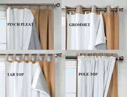 thermalogic rod pocket curtain liner insulated curtains and blackout curtains blackout curtain lining