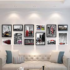 de wfgy moderne minimalistische fotowand wohnzimmer