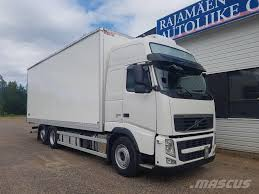 Used Volvo -fh500-6x2-4 Box Trucks Year: 2012 For Sale - Mascus USA