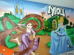 decoration chambre raiponce déco chambre princesse raiponce