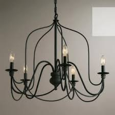 15 Industrial Farmhouse Chandeliers for a Tight Bud Bless er