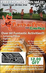 Pumpkin Patch Louisburg Nc by 2 Off Over 60 Funstastic Activities At The Kc Pumpkin Patch And