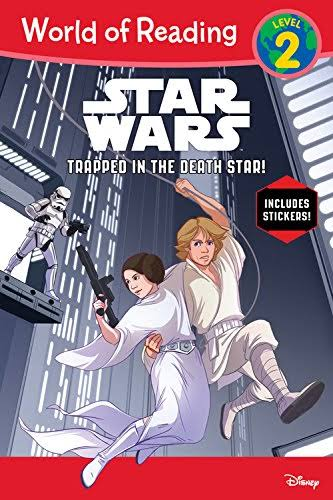 World of Reading Star Wars Trapped in the Death Star - Disney Book Group