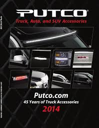 Putco Complete 2014 Catalog By Putco - Issuu Putco Chrome Trim Accsories Body Side Molding Youtube Truck Bed Led Strip Lighting Kit 186374 At Boss Grille Aftermarket Car And Hh Home Accessory Center Hueytown Al Stainless Steel Rocker Panel Daves Tonneau Covers Element Window Visor Tape On Pickup Heaven 403135 Tailgate Handle Cover Fits 9802 Ram 1500 2500 3500 480061 In Channel 07 Light Bar 940015 Ebay Bed Caps For Rail Full Dodge King Size Sheet Dimeions Nylon Locker Rails Trucks