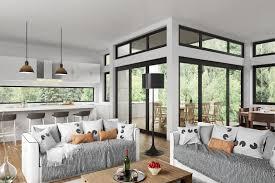 100 Split Level Living Room Ideas Home Design Custom Home Designs