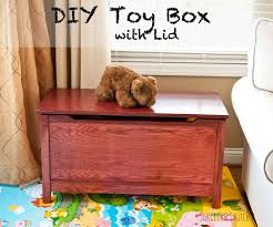 sweet pea u0027s kitchen diy toy box with lid