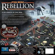 Amazon Star Wars Rebellion Board Game Toys Games