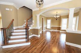 interior paint color schemes with brown and paint theme