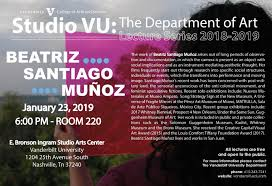 100 Munoz Studio VU Beatriz Santiago Muoz Department Of Art