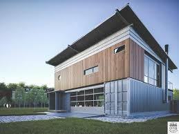 100 Cargo Houses ExteriorUnfinished Steel Container Homes Also Shipping