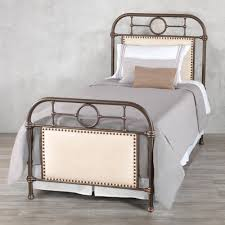 Wesley Allen King Size Headboards by Rochester Iron U0026 Upholstered Trundle Bed By Wesley Allen Humble