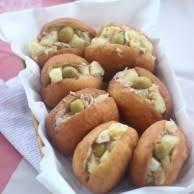 cuisine tunisienn fricassée tunisienne la cuisine de mes racines