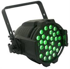 30pcs x 3 w Led Zoom par can light China Mainland Professional