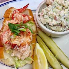 100 Redhook Lobster Truck Maine Style Side Of Homemade Potato Red Hook