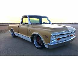 1968 Chevrolet C10 For Sale On ClassicCars.com 1968 Chevy Shortbed Pickup C10 Pick Up Truck 454 700r4 4 Speed Auto Lowered Chevy 50th Anniversary Pickup Muscle Truck Like Gmc Hot Rod Spuds Garage Short Bed Restomod For Sale Patina Trick N Rod Chevrolet Stepside Fully Restored Clean Az For 1967 1969 C K 1970 1971 1972 Trucksncars C50 Dump Truck Has Remained In The Family Classic Work Smart And Let The Aftermarket Simplify