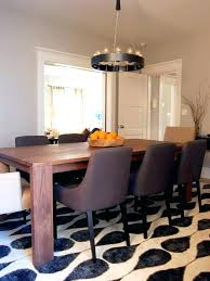 Dining Room Carpet Ideas Extraordinary With Worthy Outstanding Rug Protector