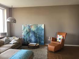 taupe als wandfarbe ideen für wände farbefreudeleben