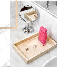 beige marmor tablett rechteckige stein tablett beige marmor crema marfil stein marmor tablett für bad oder küche
