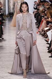 Elie Saab Spring 2017 Couture Black Style Report