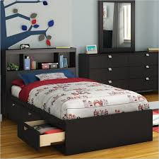 Bedding Outstanding Twin Bed Frame With Drawers White Drawers