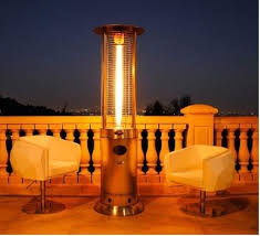 Pyramid Patio Heater Australia by Glass Tube Dancing Flame Patio Heater At Rs 21500 Piece Patio