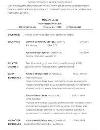 Nurses Resume Format Nursing Download Pdf